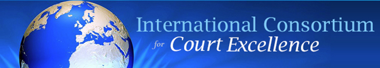 The founding members and signatories who represent the International Consortium for Court Excellence
